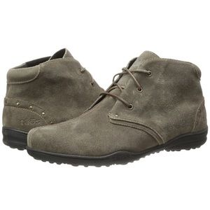TAOS Stellar Suede Ankle Boots